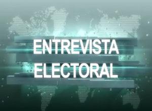 ENTREVISTA-ELECTORAL