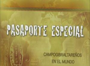 pasaporte especial