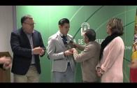 El novillero de Algeciras Diego Luque recoge el III Trofeo Promesa Taurina