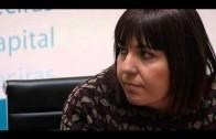 Reunión de la Jefa Provincial de Tráfico en el Ayuntamiento de Algeciras