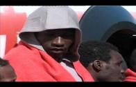 Salvamento Marítimo rescata una patera con once inmigrantes subsaharianos al oeste de Tarifa
