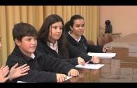 Escolares visitan la depuradora en el Día Mundial del Agua