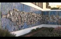 El Ayuntamiento restaura el mural de Helmut Siesser