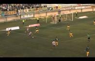 El Cádiz vuelve a arrodillarse en Algeciras en el último suspiro del derby
