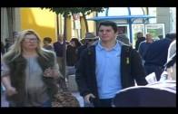 El paro baja en el Campo de Gibraltar en 150 personas en enero