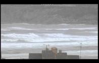 La Aemet activará mañana la alerta amarilla por lluvias y viento en el Estrecho