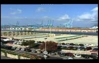 La parlamentaria Rocío Arrabal ampliar  la infraestructura eléctrica del puerto.