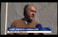Landaluce, satisfecho tras su nombramiento como presidente de la Comisión de Exteriores en el Senado