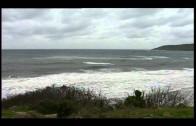 Los temporales suspenden más de 60 viajes en el Estrecho este mes
