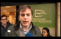 Nuevas Generaciones de Algeciras vuelve a recoger alimentos en su 4ª Semana Solidaria