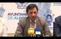 Rodríguez Ros presenta el Campeonato de Andalucía de Natación Sincronizada