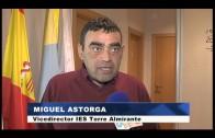 Segunda cita con las IX Jornadas de Historia reciente de España, del IES Torre Almirante