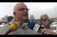 Taxistas de Algeciras se suman al paro nacional contra la liberalización del sector