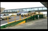 Tres detenidos intentando pasar por el puerto de Algeciras con vehículos robados
