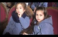Alumnos del colegio Los Pinos visitan el salón de Plenos del ayuntamiento