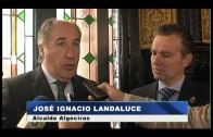 El Ayuntamiento reconoce los 30 años de servicio de AP Moller en el puerto de Algeciras