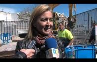 Emalgesa realiza labores de mantenimiento en la estación de bombeo del Paseo de la Conferencia