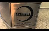 Inaugurado el laboratorio-taller Cátedra Acerinox en la Politécnica