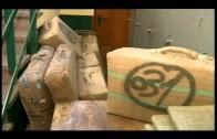 La Guardia Civil interviene 1.500 kilos de hachís en varias operaciones
