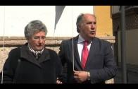Landaluce descubre una placa en honor a Pepe Jurado en la calle Montereros