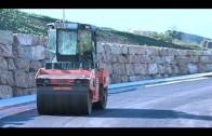 Landaluce firma  la recepción y entrada en servicio del paso inferior de la Cañada de los Tomates