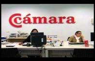 Las cámaras de comercio de Gibraltar y de Campo de Gibraltar analizan r la cooperación empresarial