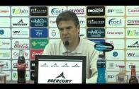 Mere se encuentra en Jaén con la otra cara de su equipo