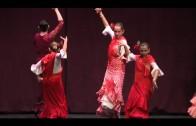 Algeciras celebríó ayer el Día Mundial de la Danza con un espectáculo de la Sánchez Verdú
