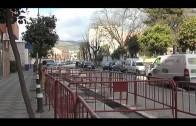 Alumbrado potencia la iluminación en el paso de peatones cercano a la Iglesia del Carmen