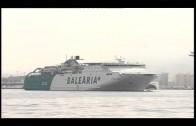 Balearia incorpora el fast ferry Jaume II y el ferry Poeta López Anglada a la línea de Ceuta