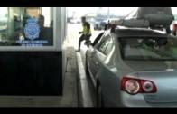 Desmantelada una organización especializada en robar vehículos en España