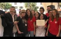 El alcalde felicita a los alumnos de Salesianos que participarán en el Congreso PIIISA