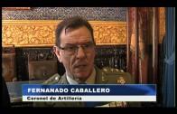 El alcalde recibe al nuevo gobernador militar y despide a su antecesor