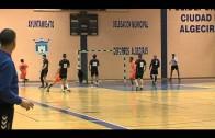 El Balonmano Ciudad de Algeciras juega el sábado la vuelta de la Fase de Ascenso