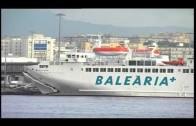 La línea Algeciras-Tánger de Balearia cumple hoy 13 años