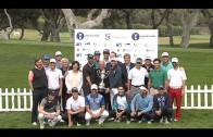 Levy primer líder del Open de España de Golf
