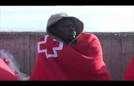 Rescatados nueve inmigrantes de origen subsaharianos en una embarcación a dos millas de Tarifa