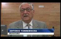 """Torremocha presenta su último libro """"25 estampas de la Historia de Algeciras"""""""