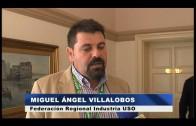 Algeciras acoge el I Congreso de la Federación Regional de Industria de USO