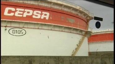 Arrabal atiende a representantes sindicales de Cepsa para conocer el Fondo Barril
