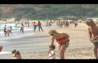 Ávila destaca que el PP trabaja 'de una punta a la otra' de Algeciras