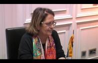 El alcalde recibe al empresario que asume la gestión de la Plaza de Toros