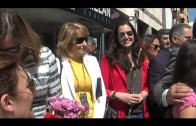 El alcalde rinde homenaje a las madres en el acto anual junto al monumento a la maternidad