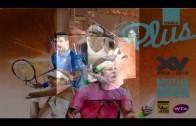 El artista algecireño, Víctor Jerez, convierte en arte a los protagonistas del Mutua Madrid Open