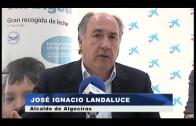 El Ayuntamiento de Algeciras y la Caixa firman un convenio de colaboración para iniciativas sociales