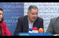 El PP denuncia  la gestión socialista en materia de salud en el Campo de Gibraltar.