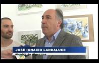 Inaugurada en la Escuela de Arte Algeciras la exposición de las obras de los alumnos de Bachiller