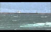 La AEMET activa alerta naranja en la zona del Estrecho por vientos y fenómenos costeros