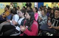 La Mancomunidad felicita a los alumnos del IES García Lorca de Algeciras