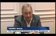 Landaluce aborda la situación de la Federación de Asociaciones Pesqueras